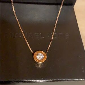 Micheal Kors necklace